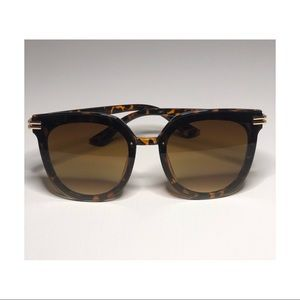 Leopard Sunglasses with UV400 Protection